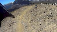 Val Bleue & chute
