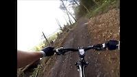 BikePark Wales - Blue Belle into Norkle