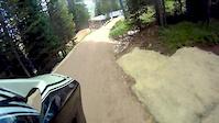 Banana Peel Trail- Trestle Bike Park CO