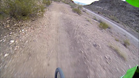 Bootleg Canyon Dual Slalom Track
