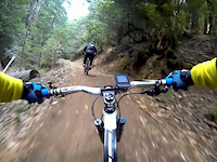 Skeggs Point MTB (El Corte de Madera Creek...