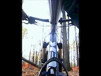 Fork cam on Mazickson Trail
