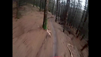 Cwmcarn new XC trail twrch two