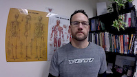 Enduro MTB Training- Shoulder Self Therapy Tip #3