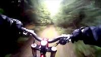Riding Hawks ridge Trail