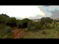 Thaba Trails downhill challenge