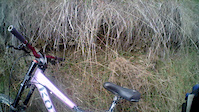pamploma DH track, pretty muddy so wasnt too fast