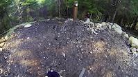 Sandy Ridge Trail Two Turntables 1/18/2014