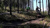 Trails Primed Up in Fernie! Fernie 3 Stage...