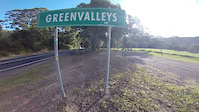 Green Valleys state downhill track