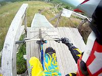Adam / Park Rowerowy Czarna Góra 2014 Comeback!