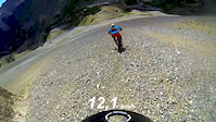 When MTB meets the Col de l'Izoard (Tour de...