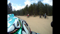 Lower Long Trail - Trestle bike park 2014