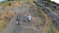 Eagle Bike Park Dirt Jumps - Filmed with a...