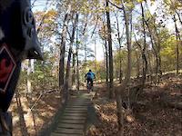 Launch Bike Park: Flow Trail