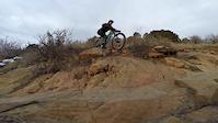 Dakota Ridge - line down to Alameda pkwy (dino...