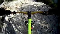 donkey road freeride-Vafkeri Downhill lefkada