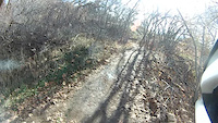 Climb Up from 36th South Trailhead