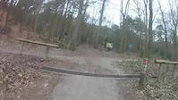 MTB Route Schoorl 15-03-2015