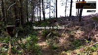 Brownie Trail, the dip