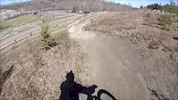 My Downhill Run at Devon Voyageur PArk.