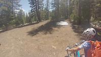 Nye Rips Lake Tahoe's Tyrollean DownHill