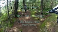 150509 Rocky Mountain Ridge
