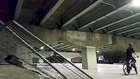 riverside/underpass night