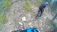 Crash on Trebevic