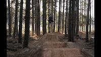 Majura Pines Dirt Jumps backflip