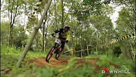 Hilite Indonesian Downhill 76, 2015 round 2
