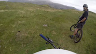 Eel Tarn, Lake District: Mountain Biking