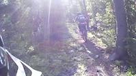 Lake of the Isles trail