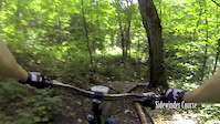 Mountain Biking at Hardwood Hills