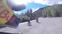 Heli Drop - Rainbow Mountain Whistler