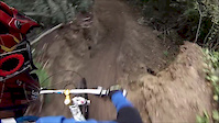 GoPro: Alain free riding in Pot Luck Trail POV...