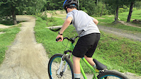 Pumptrack in Bromont