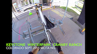 2015 Granby Ranch,Keystone,Trestle  Bike Parks