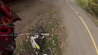 GoPro: Alain Mountain Biking in Back Breaker...