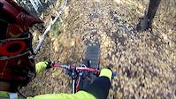 GoPro: Alain Crossing the Narrow Wooden Bridges
