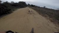 santiago oaks downhill