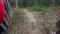 logging leftovers very bottom (crash)