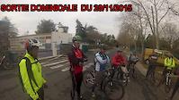 Sortie dominicale du 29/11/2015
