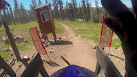 2015 Karpiel DH Race Run