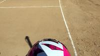 4 year old Teagan rides BMX, Mammoth, Northstar