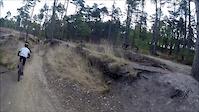 Swinley forest Juml gully