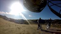 Hollenbeck Canyon trail 12/31/15
