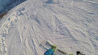 Hatcher Pass Snowboarding