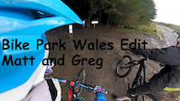 Bike Park Wales in the Wet Edit