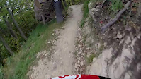 Downhill Mountain Biking, Blue Mountain 2015